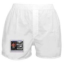 FREE Bradley Manning Boxer Shorts
