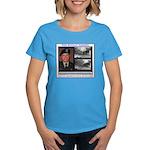 FREE Bradley Manning Women's Dark T-Shirt
