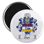 Scuri Coat of Arms Magnet