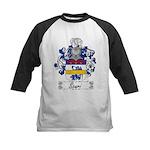 Scuri Coat of Arms Kids Baseball Jersey