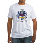 Scuri Coat of Arms Fitted T-Shirt