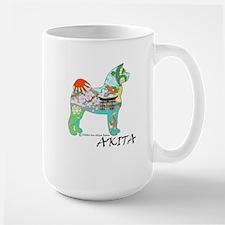 Akita National Treasure Mug