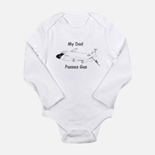 Little Gas Passer LS Infant Bodysuit