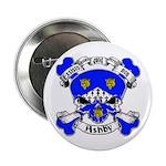 Ashby Family Crest Skull 2.25