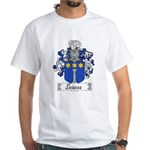Sciacca Family Crest White T-Shirt