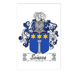 Sciacca Family Crest  Postcards (Package of 8)