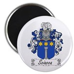 Sciacca Family Crest Magnet