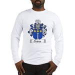 Sciacca Family Crest  Long Sleeve T-Shirt