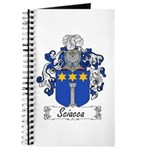 Sciacca Family Crest Journal