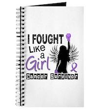 Fought Like A Girl Hodgkin's Lymphoma Journal