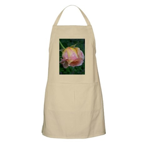 Showered Rose BBQ Apron