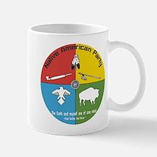 Native American Party Mug