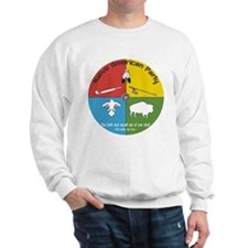 Native American Party Sweatshirt