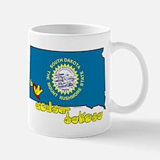 ILY South Dakota Mug