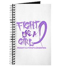 Fight Like A Girl Hodgkin's Lymphoma Journal