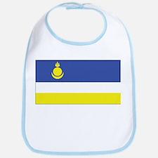 Buryatia Flag Bib