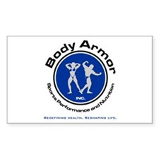 Body Armor Rectangle Decal