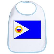 Chukotka Flag Bib