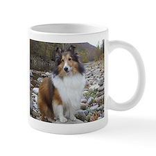 Sable Sheltie Hiker Mug