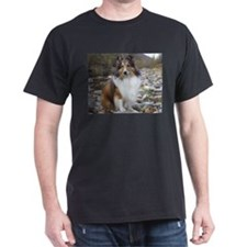 Sable Sheltie Hiker T-Shirt