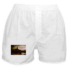 Rembrandt Painting & Quote Boxer Shorts