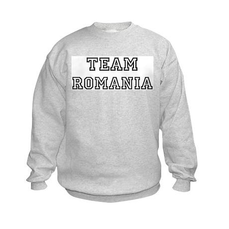 Team Romania Kids Sweatshirt