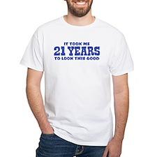 Funny 21st Birthday Shirt