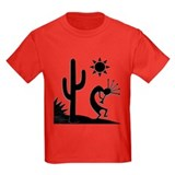 Cactus Kids T-shirts (Dark)