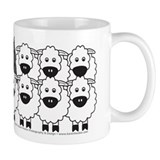 Bouvier sheep mug Drinkware