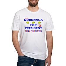Fitted Nobunaga Campaign T-Shirt