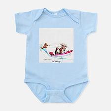 Unique Funny moose Infant Bodysuit