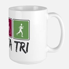 Gotta Tri (Triathlon) Large Mug