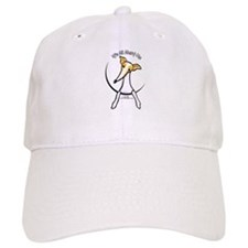 Italian Greyhound IAAM Baseball Cap