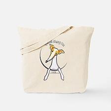 Italian Greyhound IAAM Tote Bag
