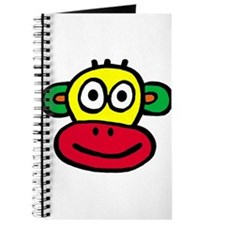 Yellow Red Monkey Journal