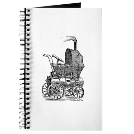 Steampunk baby Journal
