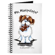 Shih Tzu Manipulate Journal