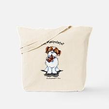 Shih Tzu Manipulate Tote Bag