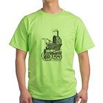 Steampunk baby Green T-Shirt