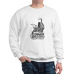 Steampunk baby Sweatshirt