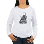 Steampunk baby Women's Long Sleeve T-Shirt