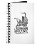 Steampunk baby Journal