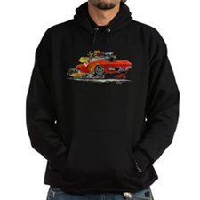 1963 Chevrolet Corvette Convertible Hoodie