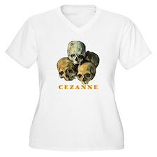 Cezanne Skulls T-Shirt