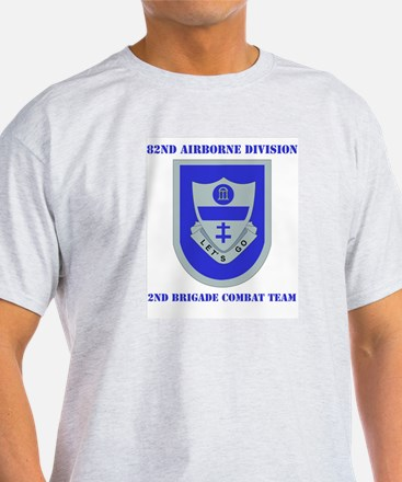 DUI - 2nd BCT with Text T-Shirt