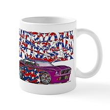 1968 Ford Mustang Mug