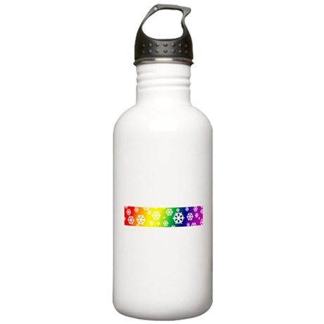 Let It Snow! Stainless Water Bottle 1.0L