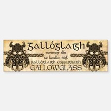 Gallowglass Sticker (Bumper)