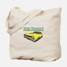 1969 Plymouth Road Runner Tote Bag