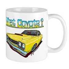 1969 Plymouth Road Runner Mug